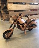 Deko Motorrad