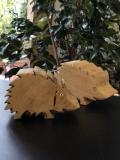 Holzfigur Igel klein