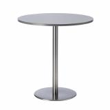 Tisch Asto, Ø 70 cm, anthrazit
